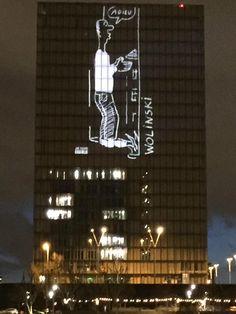 3 nuits d'hommage aux victimes de #CharlieHebdo à la #BnF François Mitterrand @ActuBnF #NousSommesCharlie#jesuischarlie #noussommescharlie #jesuisflic #jesuispolicier #noussommesun #notafraid #noterror