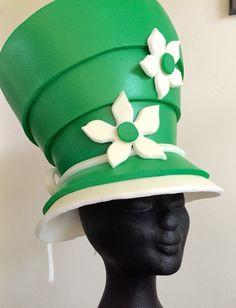Foam hat Allemaal TEJATER Foam Wig   Hat Workshop e2c4f8020d35