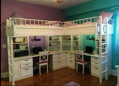 Girls room...