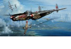 John Shaw Aviation Art