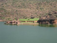 """Badami was formerly known as Vatapi and was the capital of early Chalukyas who are known in the history as """"Badami Chalukyas"""". Between 6th and 8th centuries, Chalukyas ruled most of the Deccan and a major part of south India which is now Karnataka, Andhra, Maharashtra and some part of Tamilnandu."""
