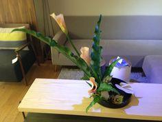 Ikebana today