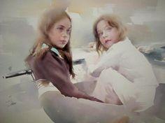 Art Of Watercolor: Liu Yi.