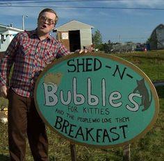 facebook.com/ Bubbleisms Cancel your plans and watch Season 8 of The Trailer Park Boys.