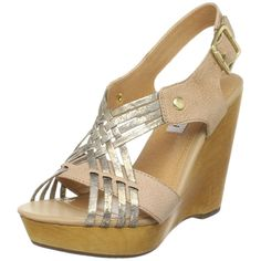 Steve Madden Women's Turnpyke Wedge Sandal * See this great product.