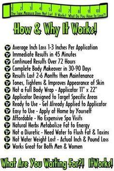 It Works! Http://abundanceandproseperity.myitworks.com or shirleedouglass03@gmail.com