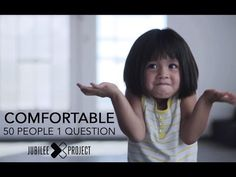 Comfortable: 50 People 1 Question - YouTube