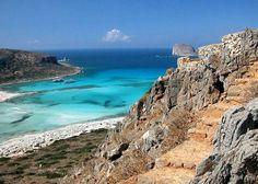Balos Crete - GREECE