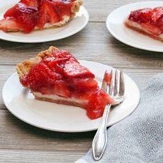 Fresh Strawberry Pie - EatingWell.com