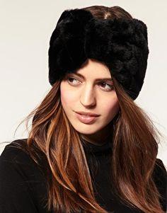 Winter Wish List    http://us.asos.com/ASOS-Faux-Fur-Turban-Headband/wz13e/?iid=1723586&cid=4174&Rf900=1491&sh=0&pge=0&pgesize=20&sort=-1&clr=Black&mporgp=L0FTT1MvQVNPUy1GYXV4LUZ1ci1UdXJiYW4tSGVhZGJhbmQvUHJvZC8.