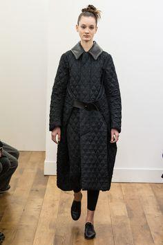 Noir Kei Ninomiya Fall 2017 Ready-to-Wear Collection Photos - Vogue