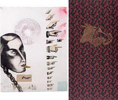 Autumn Art Auction - Anju Dodiya, Sub Rosa, 2007