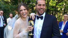 How Jesinta Campbell and Buddy Franklin pulled off their secret wedding