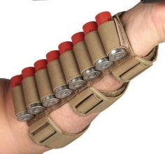 Shotgun Ammo Forearm Sleeve