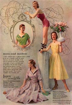 Lurex, 1951