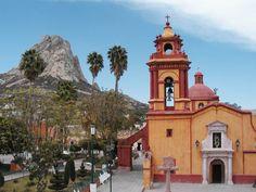 Peña de Bernal, Querétaro, Mexico