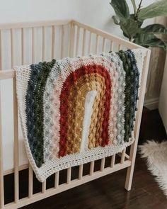 Fantastic Photographs rainbow Crochet Blanket Suggestions Rivie Rainbow Bonnet – Mama Made Minis Manta Crochet, Knit Crochet, Crochet Mug Cozy, Knitting Patterns, Crochet Patterns, Rainbow Crochet, Baby Blanket Crochet, Modern Crochet Blanket, Crochet Baby Bonnet