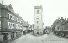 Market Cross St Albans 1921 St Albans, Nostalgia, Past, City, Building, Pictures, Travel, Instagram, Construction