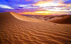 Le petit prince a dit que le desert est beau, et il etait correct