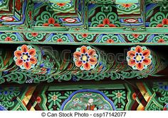 south korea traditional architecture - Google Search