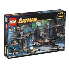 Batman merchandise is one of the most popular kids toys on the market. The lego Batman Batcave is more than just a toy, this is a collectors item,...