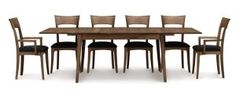"""Catalina Extension Tables72""""/96"""" x 46"""" x 30""""H or 60""""/84"""" x 40"""" x 30""""H Copeland furniture"""