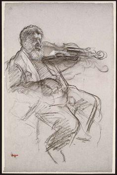 The Violinist | Museum of Fine Arts, Boston