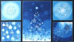 Kaufman Fabrics - Lara Skinner 'Radiant Holiday' we-212-01-7010