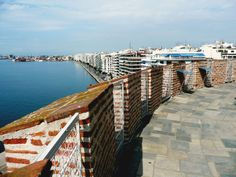Port View Daily Photo, Places, Thessaloniki, Lugares