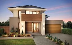 Find A Stunning Sydney Home In Our Liberty Home Design Modern House Plans, Modern House Design, Liberty Home, Dream House Exterior, Villa Design, New Home Designs, Facade House, House Goals, Exterior Design