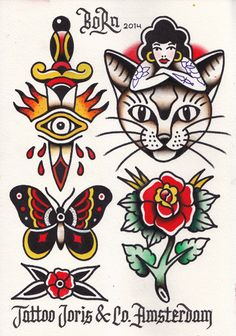 Best old school tattoo ideas. We have a photo gallery with cool and meaning . - Best old school tattoo ideas. We have a photo gallery with cool and meaning … – Best Old School - Traditional Tattoo Old School, Traditional Style Tattoo, Kunst Tattoos, Tattoo Drawings, Dessin Old School, Old School Ink, Desenhos Old School, Tattoo Minimaliste, Old School Tattoo Designs