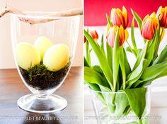 Ostern--Eier-und-Tulpen