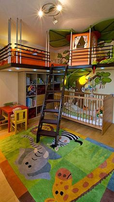 Before you begin thinking of ideas for decorating playroom, do not neglect to ask your kid's opinion. The playroom may also be utilized for studying also. Therefore, if you would like to create a playroom for your children, here are… Continue Reading → Deco Kids, Kid Spaces, Space Kids, Space Boy, Small Spaces, Play Spaces, Cool Rooms, Cool Kids Bedrooms, Boy Bedrooms