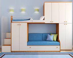 muebles funcionales para espacios reducidos - Buscar con Google