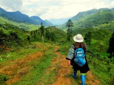 Sapa walking