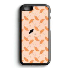 Umbrella Pattern iPhone 7 Case
