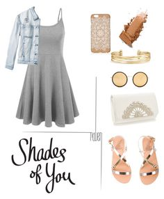 """Shades Of You"" by beatricemartins ❤ liked on Polyvore featuring Ancient Greek Sandals, Stella & Dot, RVCA and Linda Farrow"