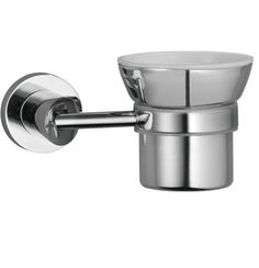 Hindware Immacula Tumbler Holder (Brass) In Chrome (F840001)