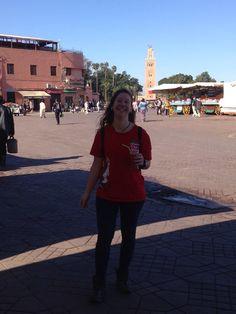 Marrakech en Marrakech-Tensift-El Haouz