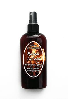 Chronicles of Narnia 4 oz Fragrance Spray; Fireplace Scent; CS Lewis; Book Gift; Literary Gift; Book Lover Gift; Stocking Stuffer; Nerd by CultureByCandlelight on Etsy