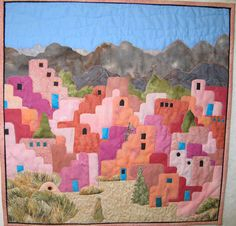 Taos Happy Village.jpg (132455 bytes)