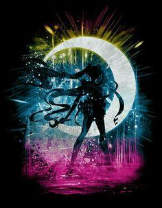 Wallpaper sailor moon