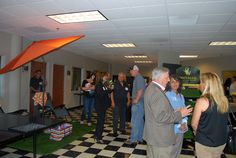 It was fun co-hosting last week's mixer with Sol-Tek Industries, Inc. Thank you for coming out to see us!