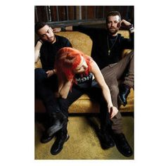 Interview with Entertainment Tonight - Paramore Official Blog