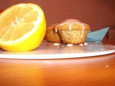 Lemon & Poppy Seed Muffins *