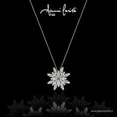 Splendore unico. By Gianni Carità  #jewels #madeinitaly #gold #donna #oro #diamanti #diamond #preziosa #precious #luxury #lusso #luxurybrand #brillante #love #collana #ciondolo