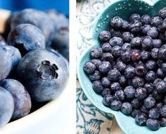 Blueberries. - Healthy. Happy. Life.
