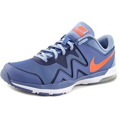 04019ec238c726 Nike Air Sculpt TR 2 Women Round Toe Synthetic Blue Sneakers in Clothing