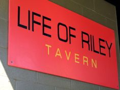 life of riley portland - Google Search