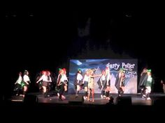 UNCC Chi Omega Creates A Harry Potter Themed Lip Sync Routine And It Is Downright Amazing